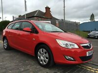 VAUXHALL ASTRA 1.6 16V SPORT TOURER EXCLUSIV,11 PLATE 2011...GREAT VALUE SPACIOUS MODERN FAMILY BUS.