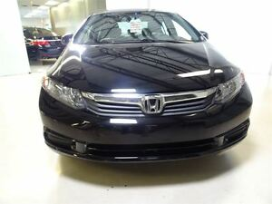 2012 Honda Civic Sedan EX at Bluetooth/Toit Ouvrant/Mags West Island Greater Montréal image 2