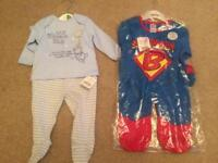 BRAND NEW 3-6 months baby boy clothes
