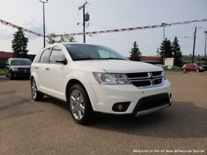 2014 Dodge Journey R/T-AWD-7 PASS- ACCIDENT FREE-LOW MONTHLY PAY