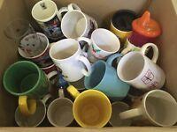 *free* box of mugs 20+