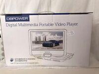 Db Power Digital Multimedia Portable Video Player