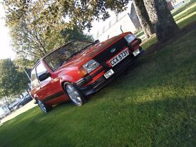 STUNNING BIG SPEC FEATURED FORD ESCORT RS 1600I MK3 MAY PX