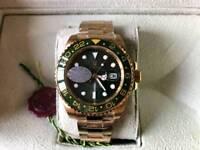 Swiss Rolex GMT-Master 2 Automatic Watch Green