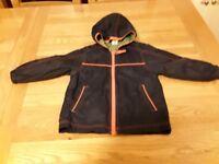 Boys rain jacket size 2-3 years old