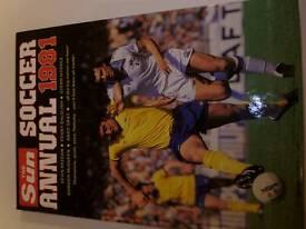 The Sun Soccer Annual