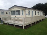 Bargain Holiday Home/Static Caravan @ Thurston Manor, Dunbar, East Lothian, Scottish borders