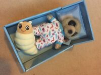 Baby Oleg soft toy with certificate