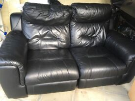 Double seater reclining sofa for sale