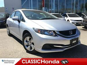 2014 Honda Civic Sedan LX CLEAN CARPROOF AUTOMATIC BLUETOOTH