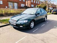 HONDA ACCORD AUTOMATIC EXECUTIVE. HPI CLEAR LOW MILE not civic polo golf opel astra or Audi Mazda