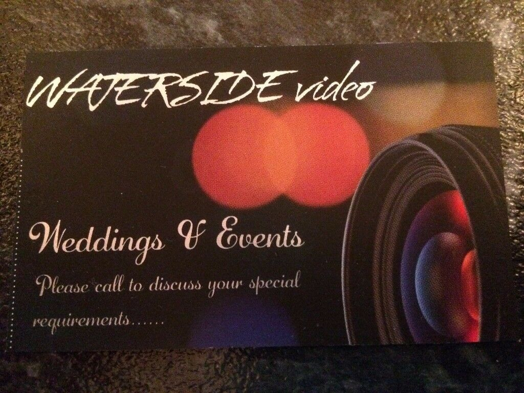 Freelance Videographer for Weddings, Special Events and
