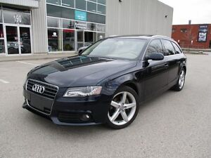 2011 Audi A4 2.0T Premium LEATHER SUNROOF EXTRA CLEAN
