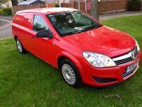 2011 Vauxhall Astra van 1.7 cdti FSH one owner