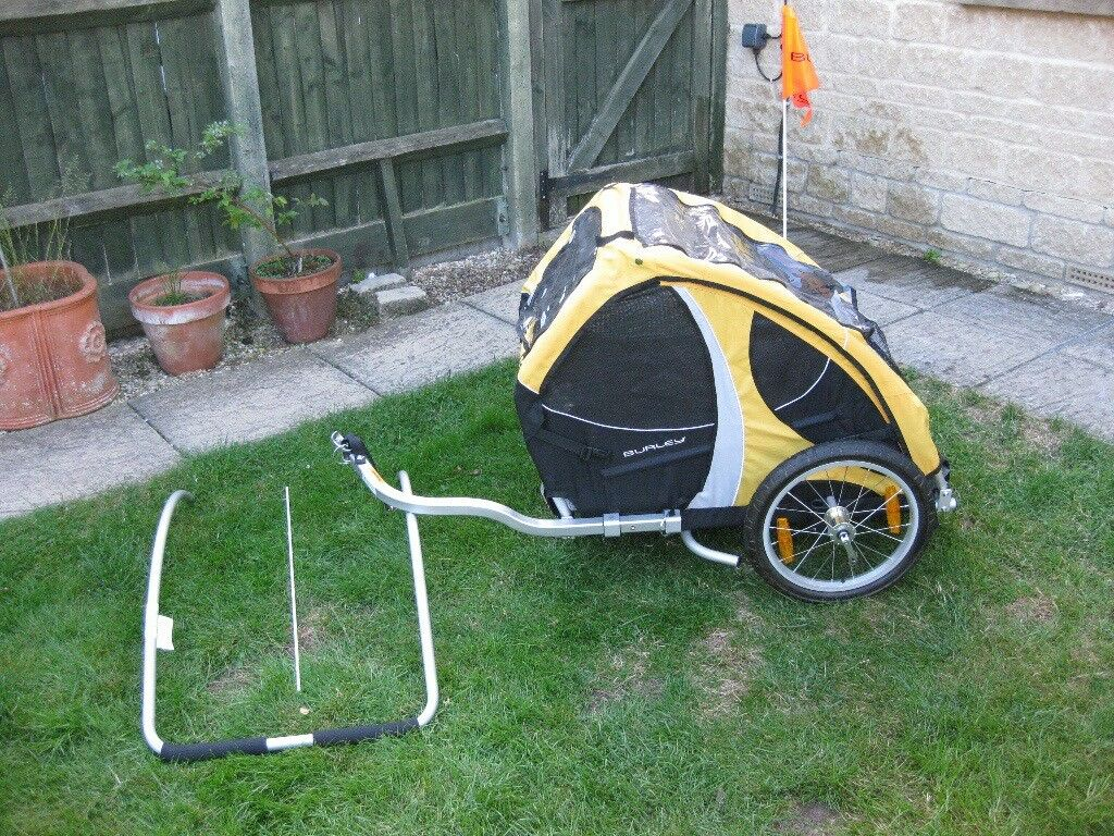 607c42163ac Burley Tail Wagon Pet Trailer   in Witney, Oxfordshire   Gumtree