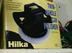 Hand polisher buffer