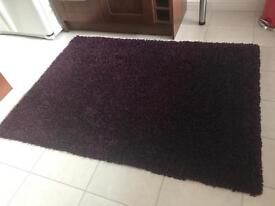 Purple/Plum Rug