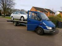 Car breakdown RECOVERY 07834470995