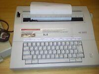 TYPEWRITER in good working condition