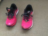 Brooks running trainers size 4 ghost 9