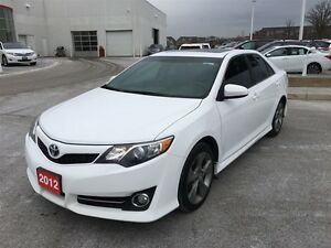 2012 Toyota Camry SE - Certified with Clean Carproof!