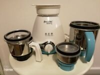It is 1 year old mixer grinder in a very good condition with full set.