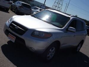 2008 Hyundai Santa Fe GLS 3.3L | LEATHER | SUNROOF | HEATED SEAT Stratford Kitchener Area image 19