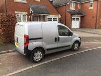 58 plate citroen nemo 1.4 hdi twin side loading doors (top spec)ready for work £1675 ovno