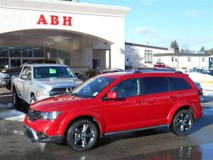 2014 Dodge Journey CROSSROAD AWD Leather Roof Nav24818 km's