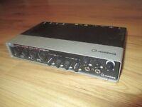 Steinberg U44 USB audio interface/soundcard