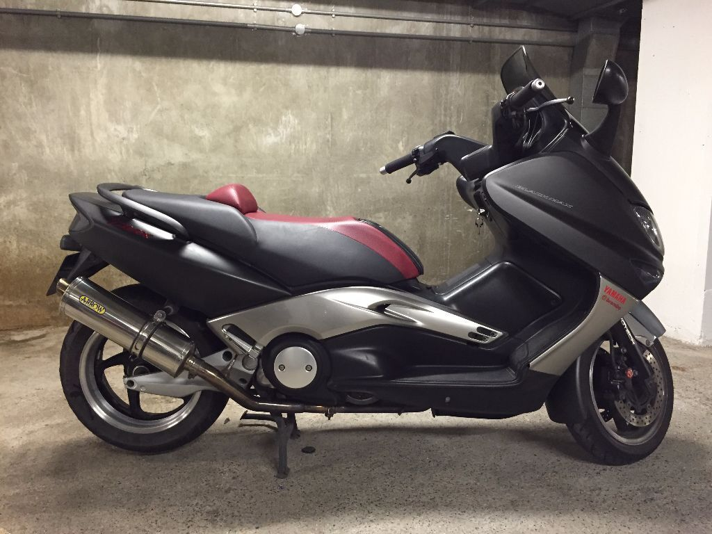 yamaha tmax 500 black max 2006 in wandsworth london gumtree. Black Bedroom Furniture Sets. Home Design Ideas