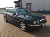 HPI CLEAR STUNNING JAGUAR X-TYPE SE AWD 4 WHEEL DRIVE 3.0 V6 234 BHP AUTOMATIC VERY RARE CAR