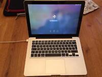 Mid-2009 MacBook Pro 13.3 - 8gb ram and 256gb SSD
