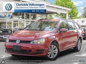 2016 Volkswagen Golf Sportwagon 4dr Auto 1.8 TSI Trendline