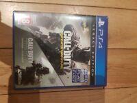 Call Of Duty - Infinate Warfare PS4