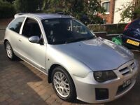 Mg zr,1.4,one lady owner,new mot/timing kit.