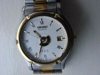 Very Rare Two Tone Colour Kinetic Watch