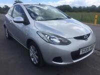 SALE! Bargain Mazda 2, full years MOT ready to go