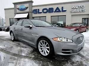 2014 Jaguar XJ 3.0L SUPERCHARGED ***LUXURY***LUXURY***LUXURY***