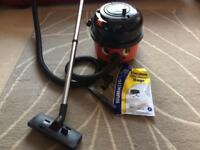 Henry and Hetty Vacuum Cleaners