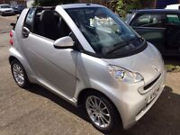 Smart COVERTIBLE, 2012 facelift, TOP Spec, FSH,lady owner, sat/nav, usb,blue tooth, dvd,hands free