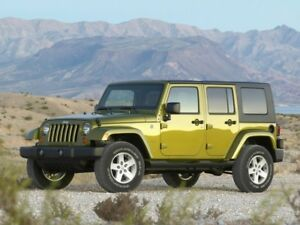2008 Jeep Wrangler Unlimited Rubicon Legendary, 6SPD,4WD,Hard...