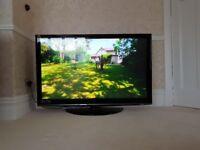 """55"""" Panasonic full HD freeview built in"""