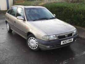 Vauxhall Astra 1.4 1996