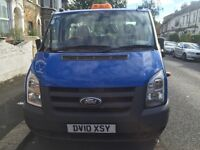 Recover Truck Ford Transit 2.4 TDCI LWB EXTRNDED FRAME
