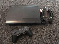 PS3 Super Slim Console, 12GB