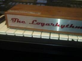 Logarhythm bass stomp box