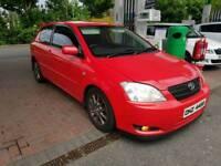 Corolla T-Sport TTE