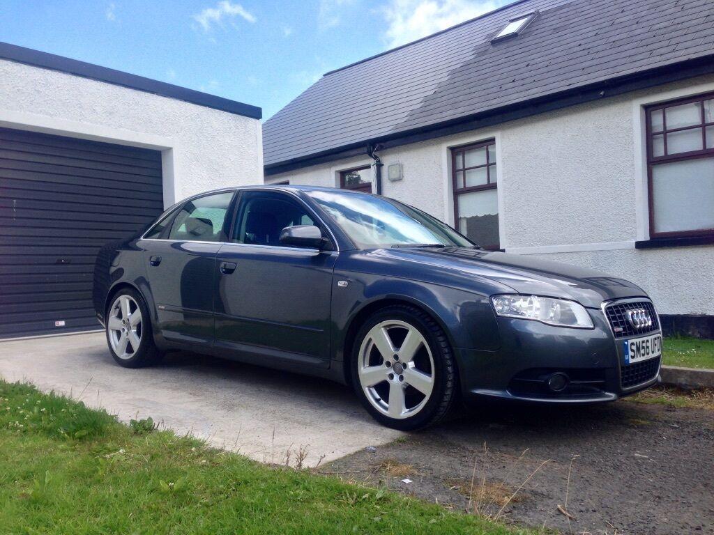 2007 Audi A4 19 Tdi S Linea4 Sline Not A3 Vw Golf Passat In Belfast