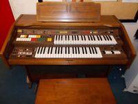 Elka Organ Model No E39